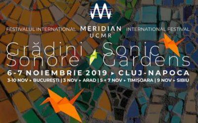 """Festivalul internațional """"Meridian"""" ajunge la Cluj-Napoca"""