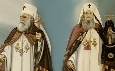 Doi dintre cei cinci patriarhi adormiţi ai României comemorați anul acesta