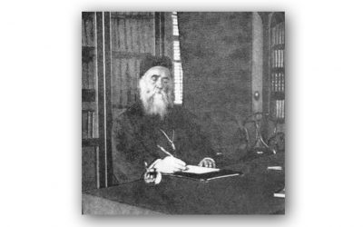 Arhim. Benedict Vesa|Sfântul Nectarie de Eghina – dascăl de Teologie
