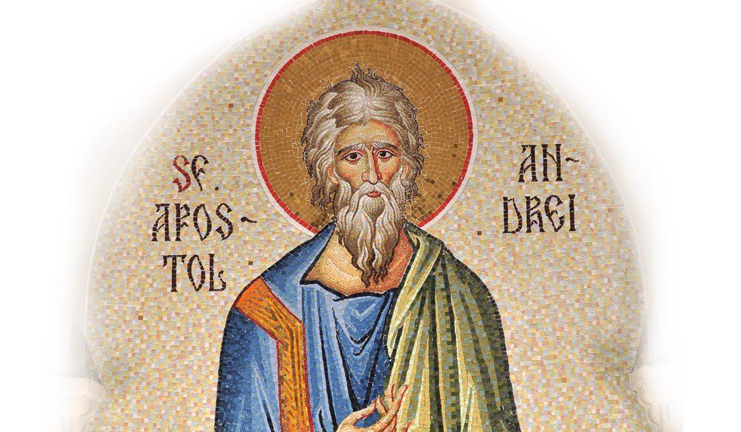 Sfântul Apostol Andrei, viața și activitatea