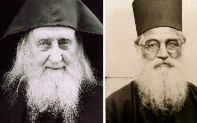 Părinții Sofronie Saharov şi Ieronim Simonopetritul, trecuți în rândul sfinților