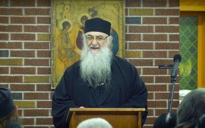 Arhim. Zaharia Zaharou | Introducere în Teologia Părintelui Sofronie