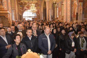 Mănăstirea Florești a aniversat un sfert de secol