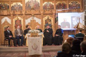 Părintele Protopop Gavril Relea, evocat în biserica pe care a ctitorit-o