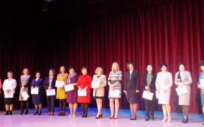 """Zece profesori bistrițeni, premiați în cadrul """"Galei educaţiei"""""""