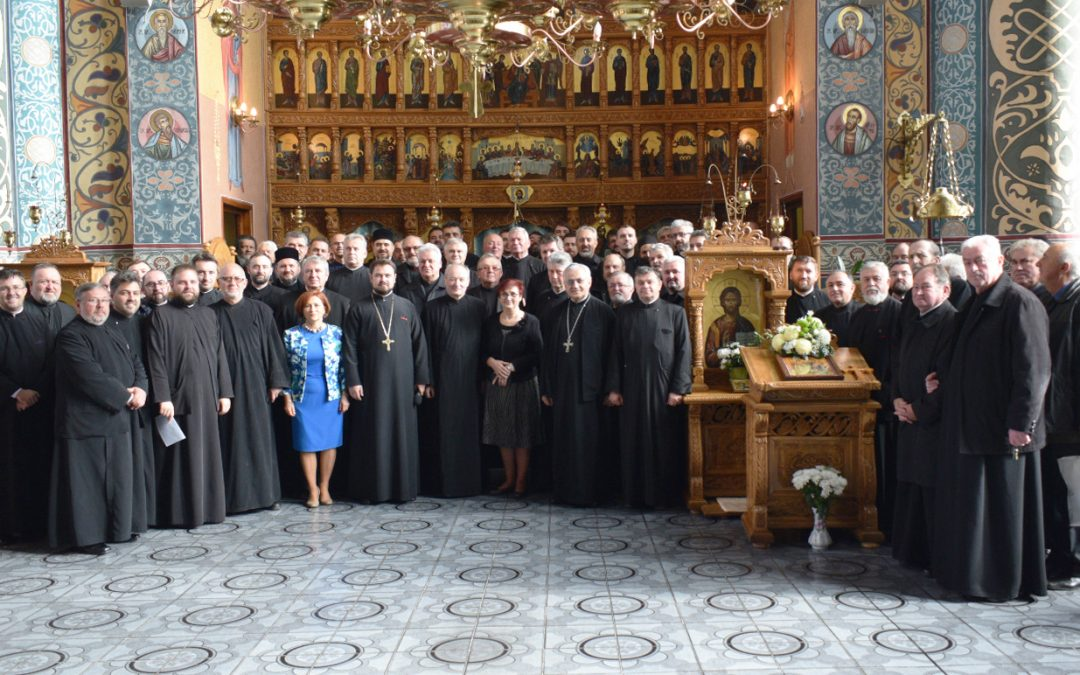 Ședință de lucru în Protopopiatul Cluj 2 | O nouă întâlnire a tinerilor ortodocși din Cluj-Napoca va fi organizată pe 12 noiembrie