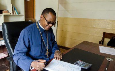Ortodoxia africană, prezentată credincioșilor din Arhiepiscopia Clujului