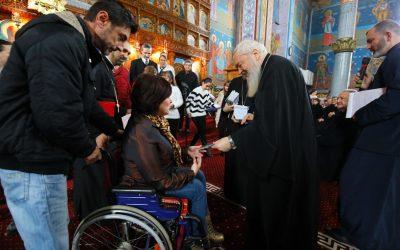 Ziua internaţională a persoanelor cu dizabilități, marcată la Turda