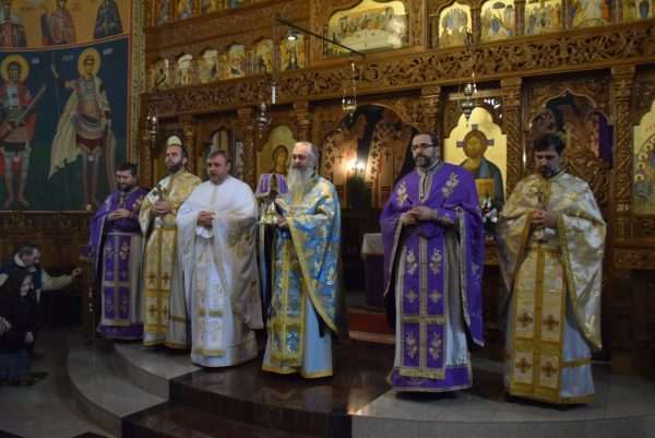 Preasfințitul Părinte Vasile Someșanul și-a sărbătorit ziua de naștere prin rugăciune