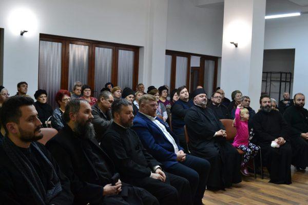 """Conferință la Câmpia Turzii: """"Locul slujitorului lui Dumnezeu în lumea contemporană"""""""