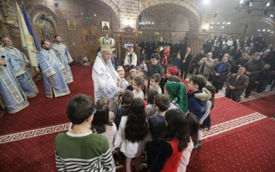 """Episcopul Iustin: """"Să avem înțelepciunea de a vedea binele care trebuie făcut"""""""