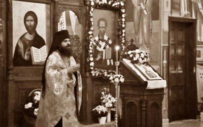 """Arhim. Benedict Vesa: """"Sfântul Nicolae este recunoscut drept om al bunătății, pentru că înțelege această lume sub spectrul darului"""""""