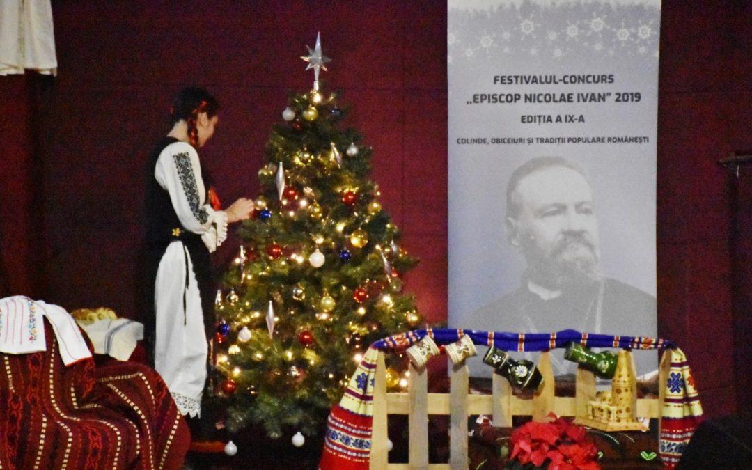 """Festivalul-concurs """"Episcop Nicolae Ivan"""", la a IX-a ediție"""