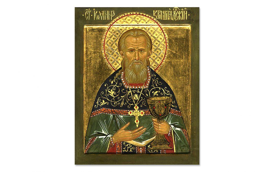 Sfântul Ioan de Kronștadt – Preotul de foc