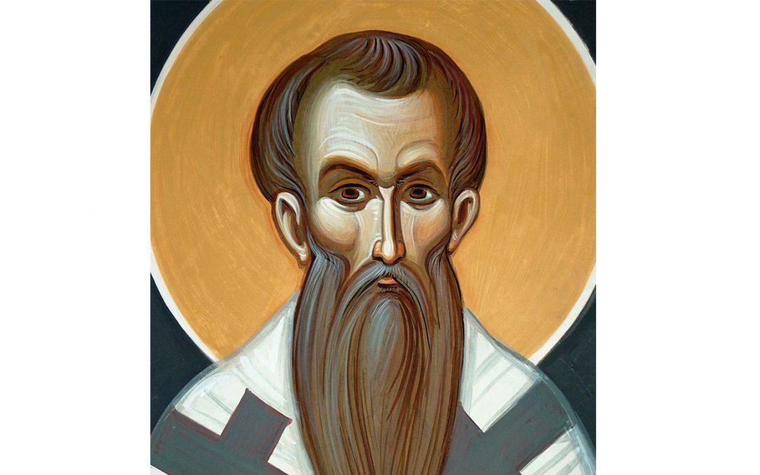 Sfântul Vasile cel Mare – schiță biografică
