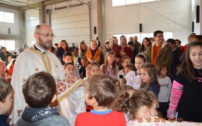 """(Foto) Vârsta frumuseții și frumusețea vârstei, în Parohia """"Sfântul Proroc Daniel"""" din Florești"""