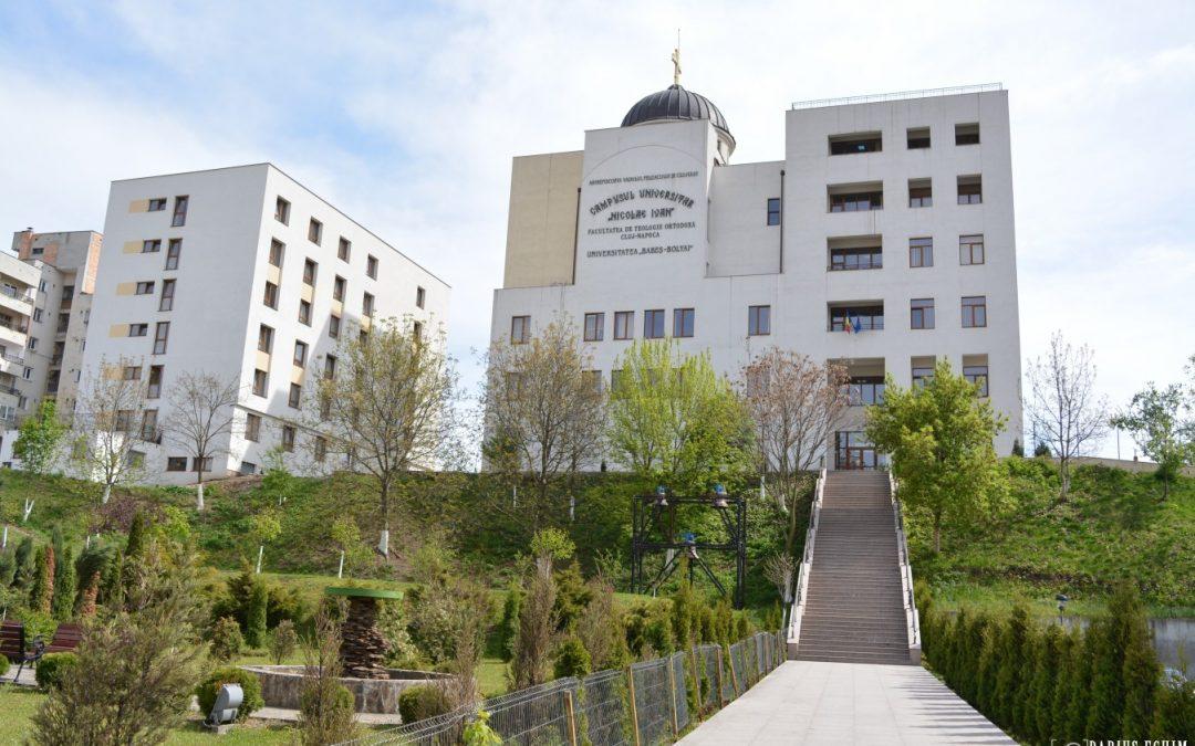 """Campusul universitar """"Nicolae Ivan"""", la ceas de sărbătoare"""
