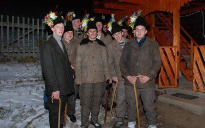 """Festival-concurs de Obiceiuri și Tradiții de iarnă –""""Junii Satului"""""""