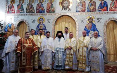 """Încununarea activităților derulate de Parohia """"Sf. Ap. Petru și Pavel"""" în luna decembrie"""