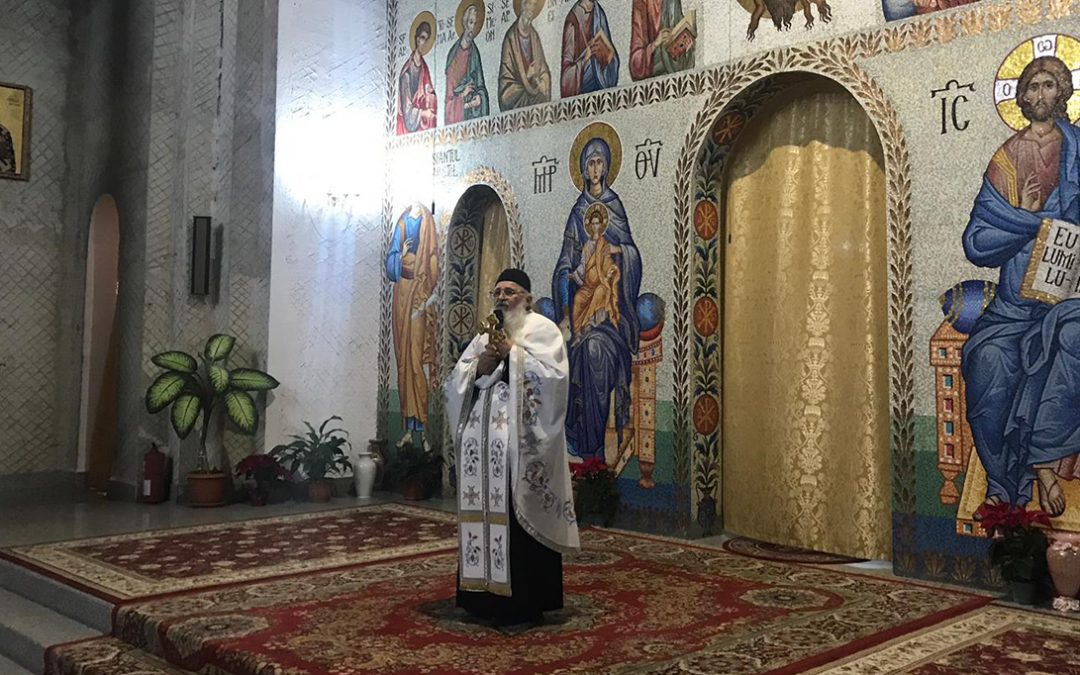 """Seară duhovnicească în Parohia """"Sfinții Apostoli Petru și Pavel"""" din Cluj-Napoca"""