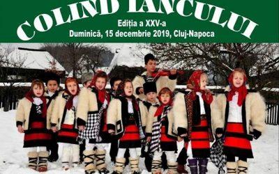"""Festivalul Naţional """"Colind Iancului"""", duminică la Cluj-Napoca"""