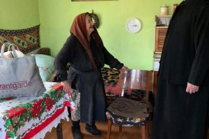 Fapte bune făcute de credincioșii Parohiei Ciceu Giurgești, în prag de sărbători