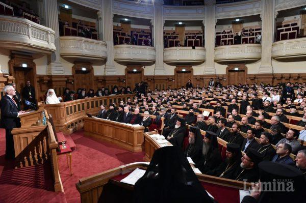 Momente solemne la Patriarhie în cinstea eroilor Revoluției Române din 1989