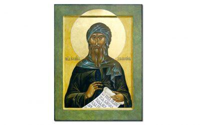 Sfântul Ioan Damaschin, imnograf și melod