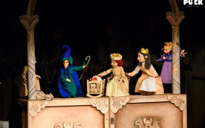 """Elefănțelul curios"""" și """"Frumoasa din pădurea adormită"""", spectacolele din weekend la Teatrul """"Puck"""""""