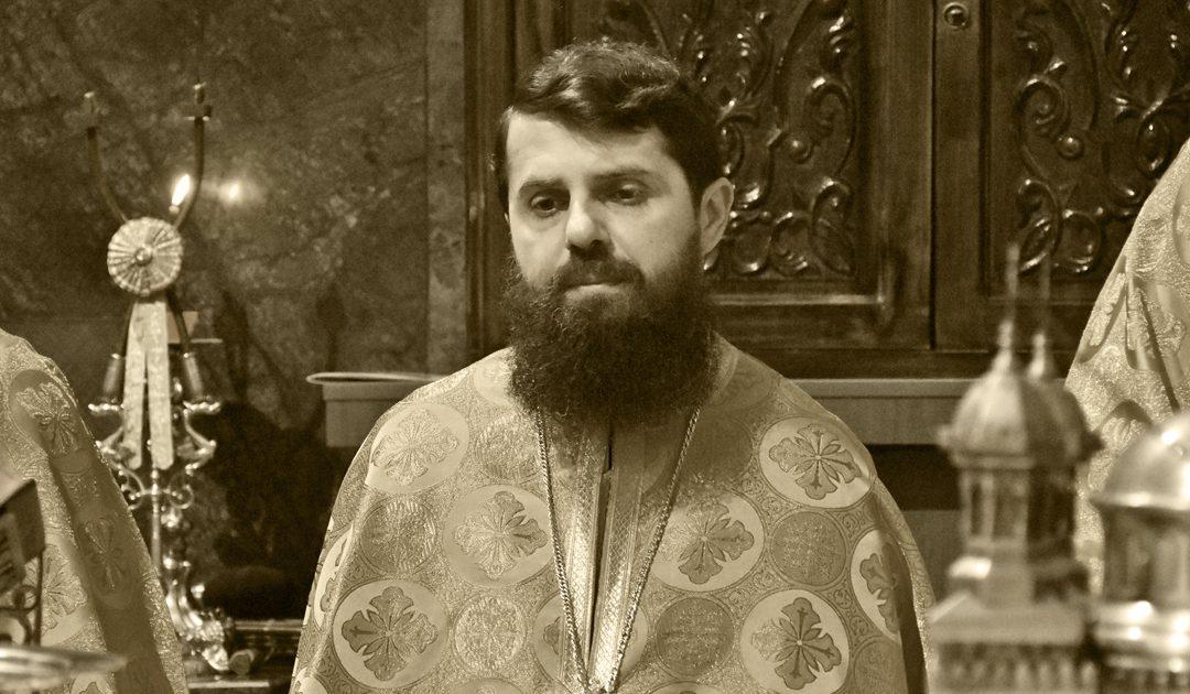 Arhim. Benedict Vesa – Predică la Duminica dinaintea Botezului Domnului