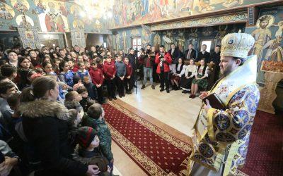 Hramul Liceului Teologic Ortodox din Satu Mare