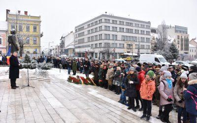 Ziua Culturii Naţionale și 170 de ani de la naşterea poetului Mihai Eminescu, sărbătorite la Cluj-Napoca
