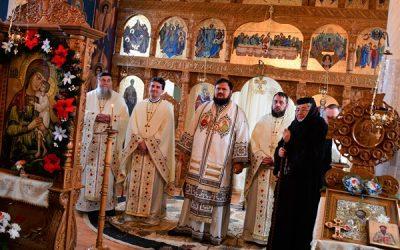 Prima zi a anului 2020 la Mănăstirea Bic