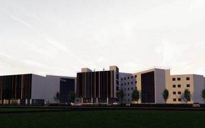 Campus universitar pentru Academia Națională de Muzică Gheorghe Dima din Cluj