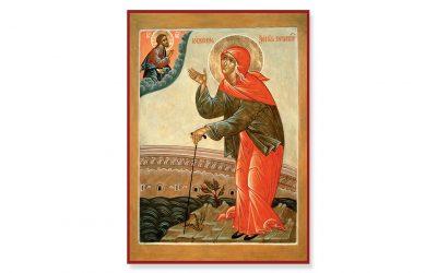 Sfânta Xenia, cea nebună pentru Hristos