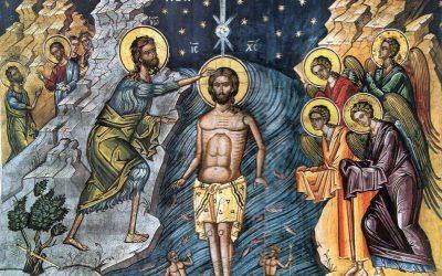 Programul slujirii ierarhilor din Mitropolia Clujului, de Praznicul Botezului Domnului