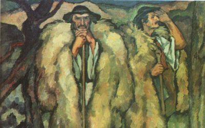 Ion Theodorescu-Sion și Aron Cotruș