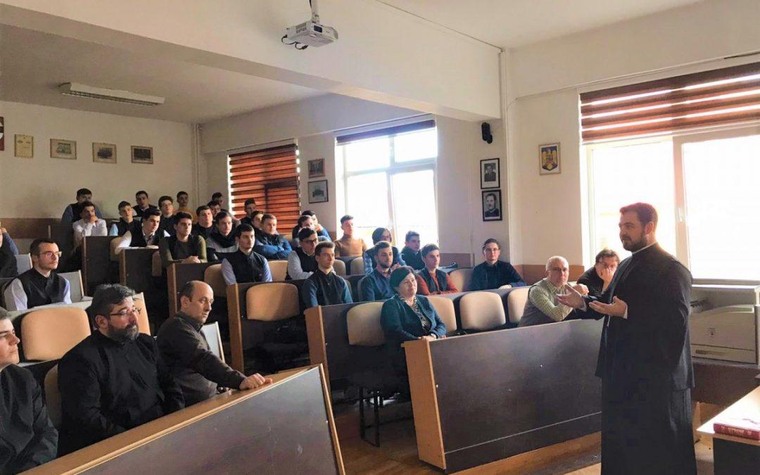 Provocările preoției în mediul urban, dezbătute de seminariștii clujeni