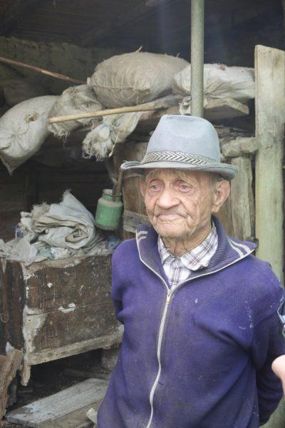 Ion Rațiu -cioplitor în piatră