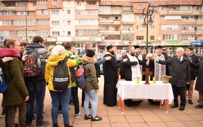 Comemorarea luptătorilor anticomuniști din zona Vlădesei