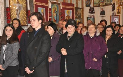 Liturghie arhierească la capela Spitalului Județean de Urgență din Zalău