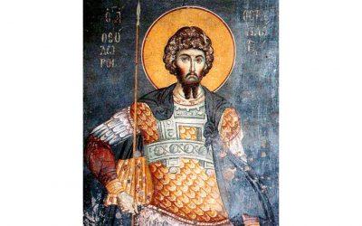 Sfântul Teodor Stratilat