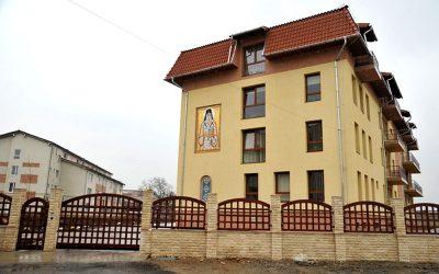 """7 ani de la internarea primului pacient la Centrul de Îngrijiri Paliative """"Sf. Nectarie"""" din Cluj-Napoca"""