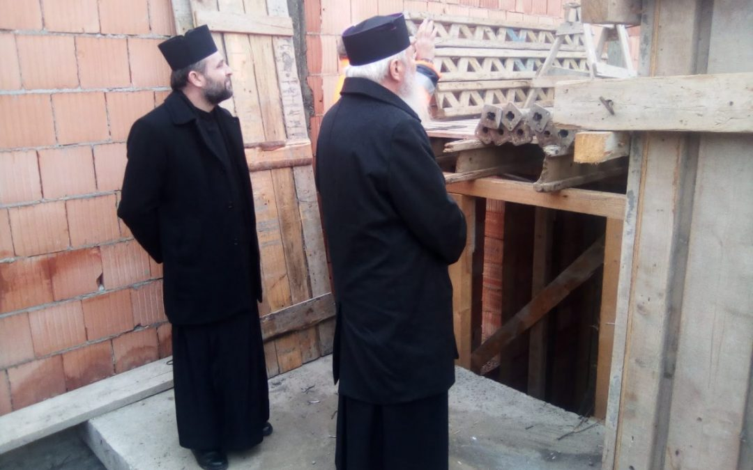 Părintele Mitropolit Andrei, în vizită de lucru la mai multe parohii