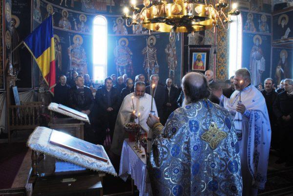 Preotul Toma Gherasimescu, mărturisitor în temnițele comuniste, evocat în parohia clujeană Iacobeni