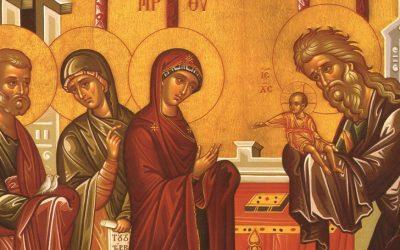 Rugăciunile la a patruzecea zi după naștere