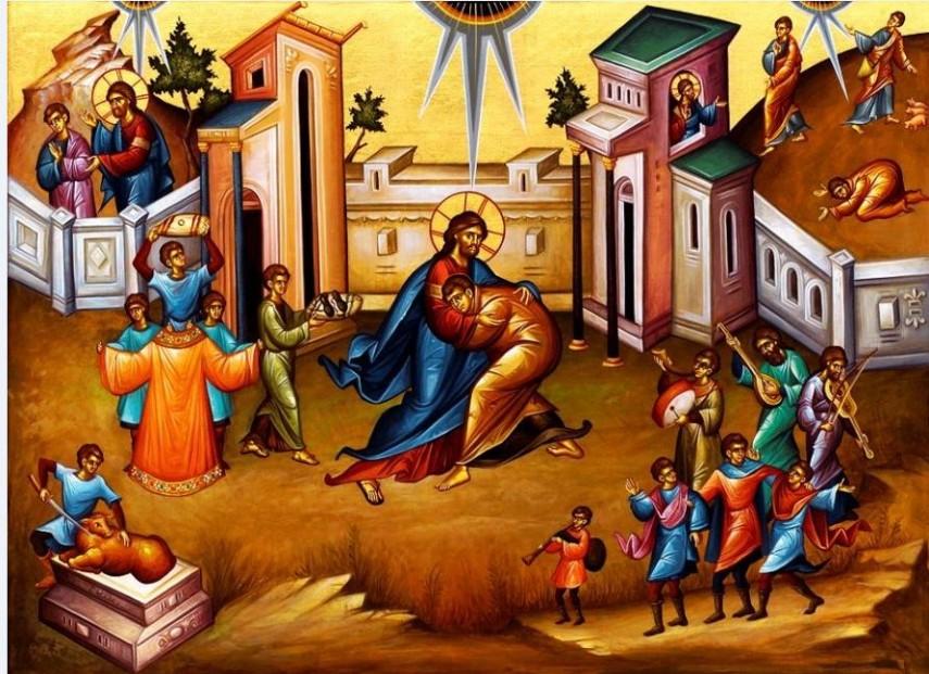 Programul slujirii ierarhilor din Mitropolia Clujului, în Duminica a 34-a după Rusalii (a Întoarcerii Fiului risipitor)