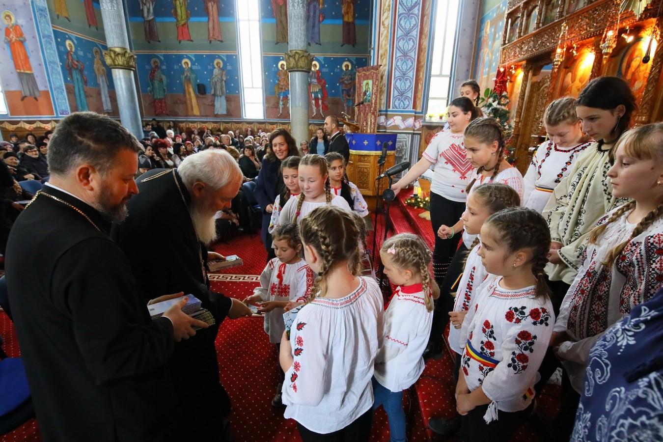 """Centrul """"Sfânta Irina"""" din Turda și copiii speciali"""