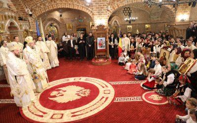 """Duminica Ortodoxiei la Catedrala Episcopală """"Sfânta Treime"""" din Baia Mare"""