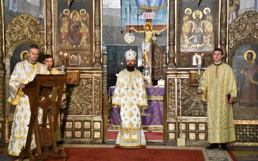 Duminica a IV-a din Postul Mare, la Catedrala Mitropolitană din Cluj-Napoca
